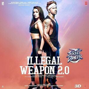 Illegal Weapon 2 Street Dancer 3d Mp3 Song Download Pagalworld Com