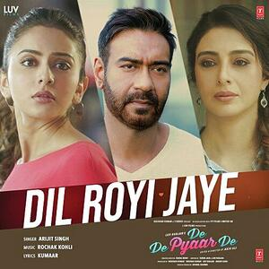 Dil Royi Jaye - De De Pyaar De mp3 song Download PagalWorld com