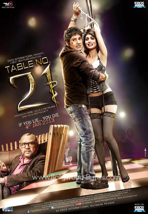 02 Mann Mera (Table No 21) mp3 song Download PagalWorld.com