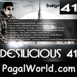 02 Imran Khan Satisfya Shadow Remix Dj Shadow Dubai